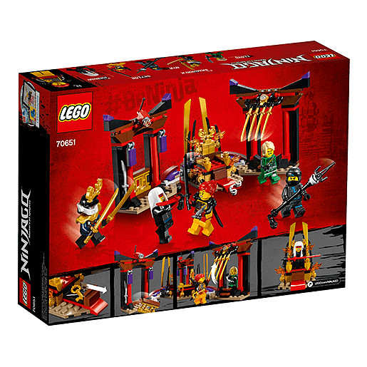 70651 - Throne Room Showdown - back