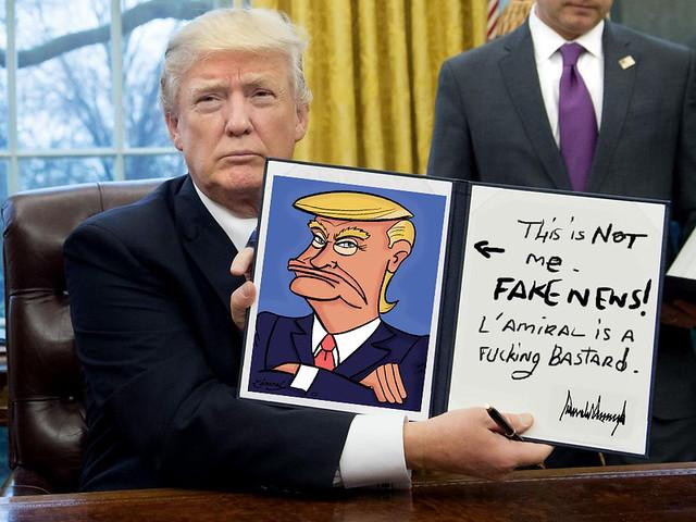 Montage Trump