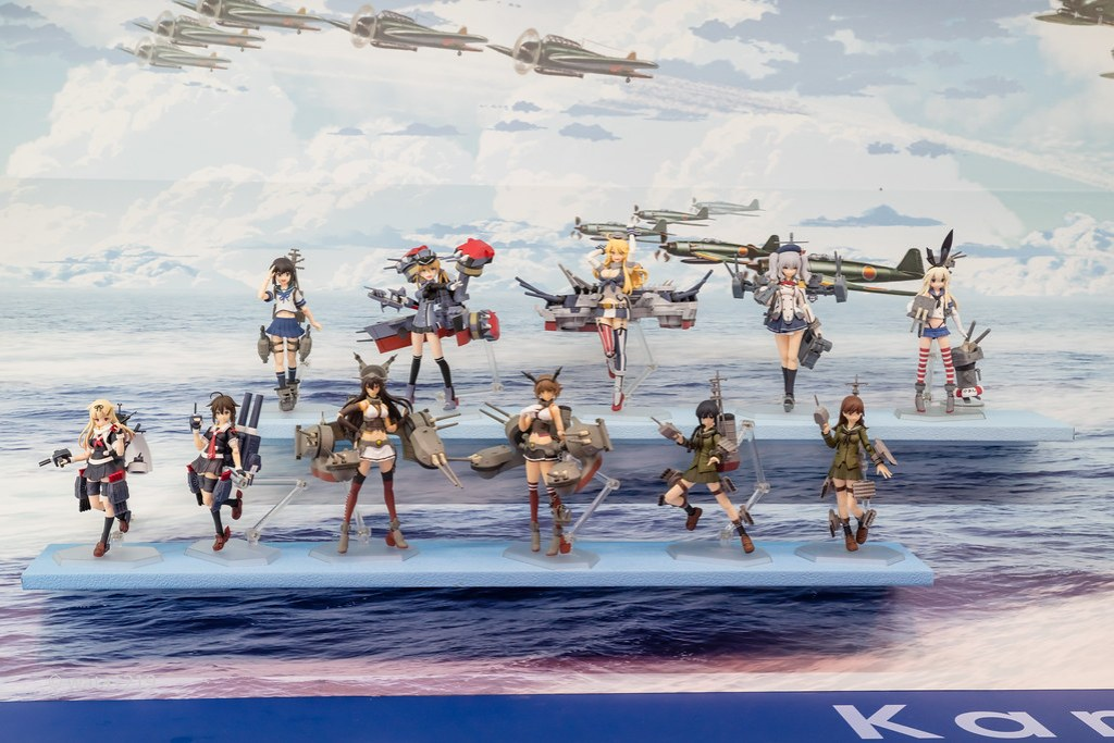 [WF2018S] KanColle 5th Anniversary (02)
