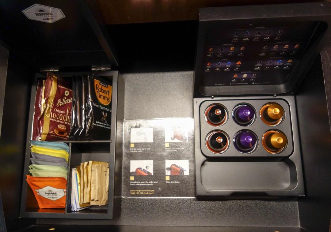 Coffee and tea supplies
