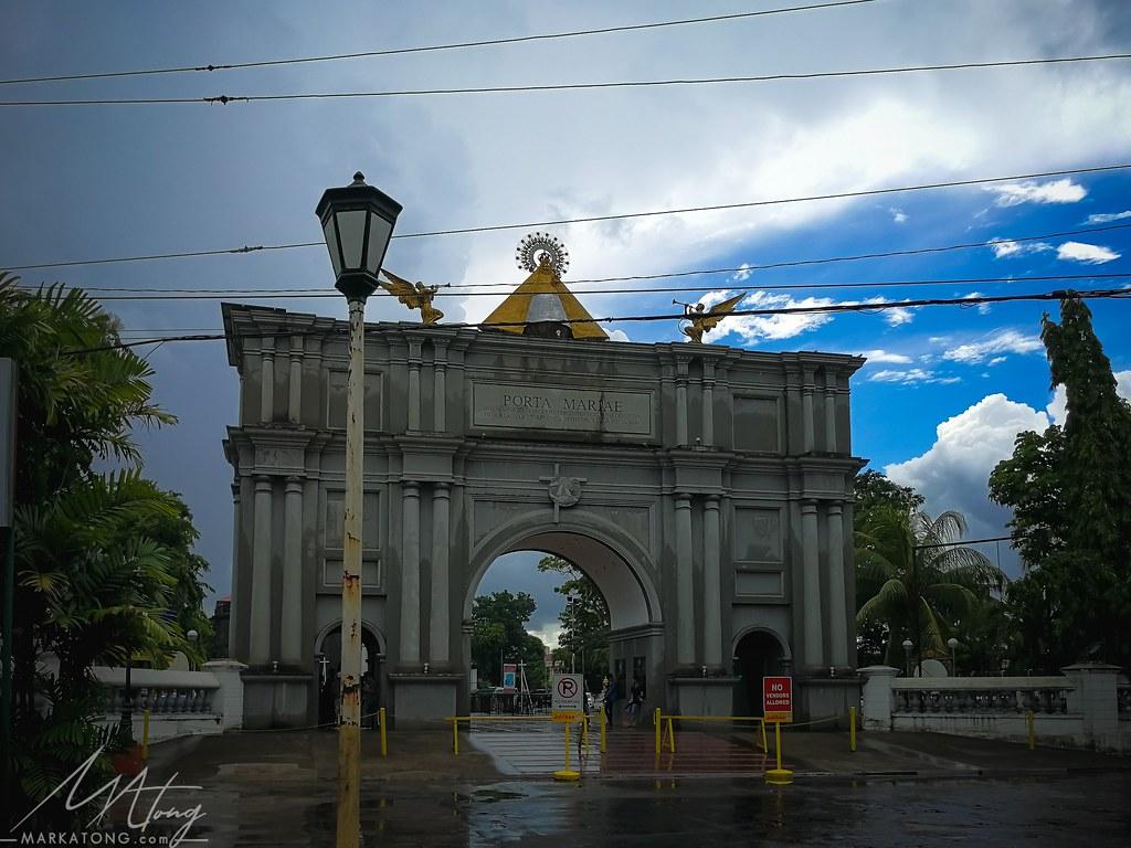 Porta Mariae, Naga City, Camarines Sur