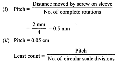 A New Approach to ICSE Physics Part 1 Class 9 Solutions Measurements and Experimentation 29