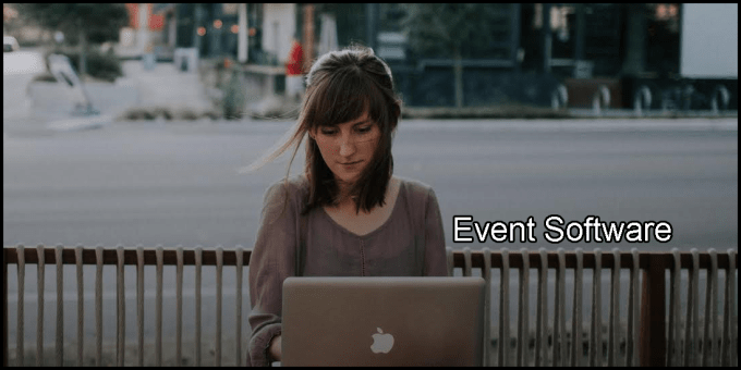 event software application