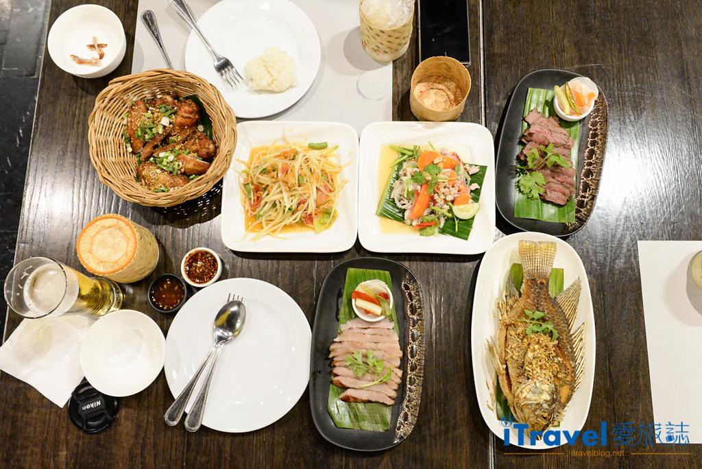 曼谷美食餐廳 Somtam Nua (1)