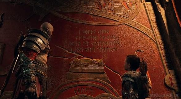 God of War (2018) - A Mother's Secret