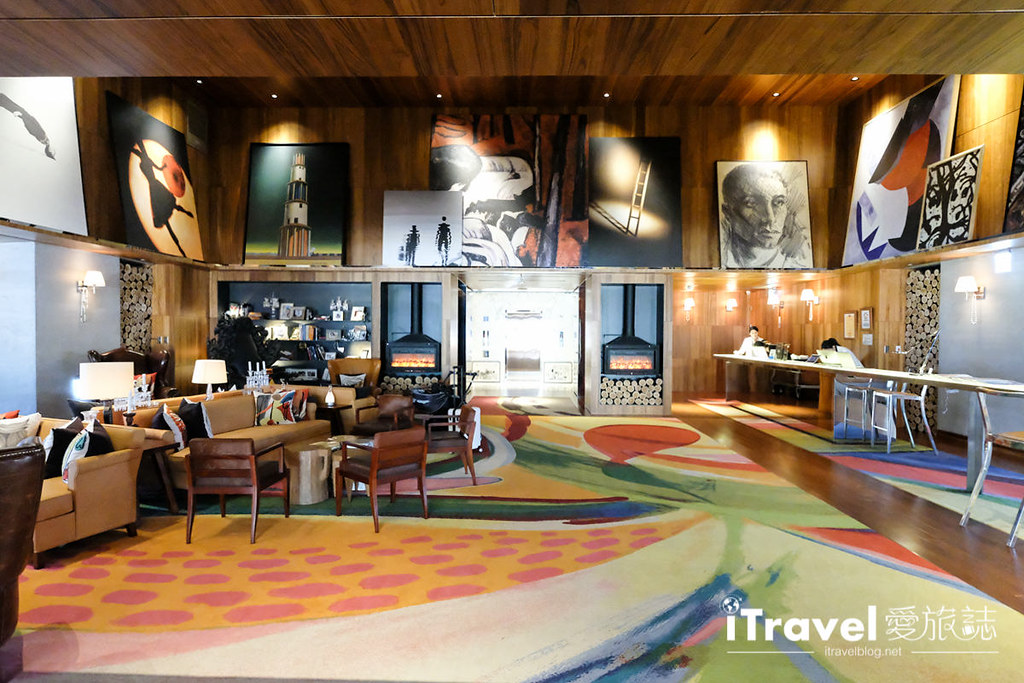 台北饭店推荐 S Hotel (6)