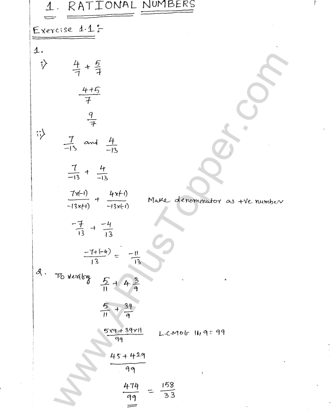 10 class math exercise 1.2 solution pdf