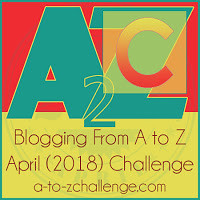 #AtoZchallenge Letter C on the Blog of author @JLenniDorner