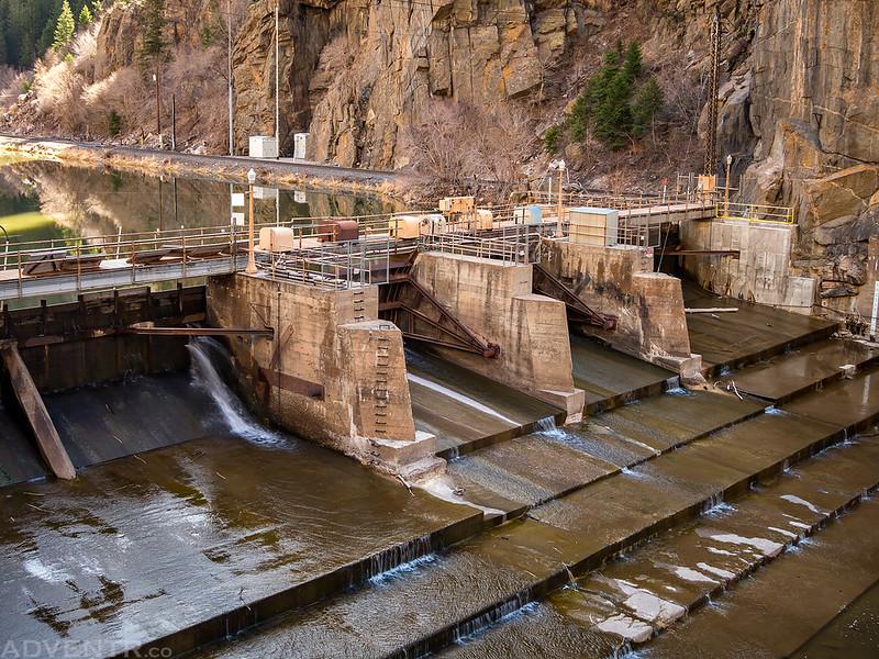 Shoshone Dam