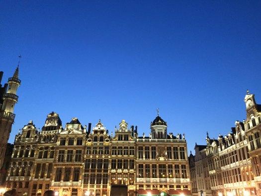 Grand Place, Brussels, Bruxelles, Belgium, Belgica