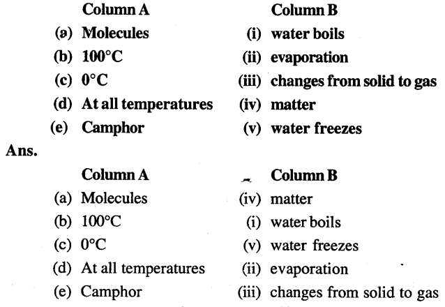 selina concise physics class 8 icse solutions matter a plus topper