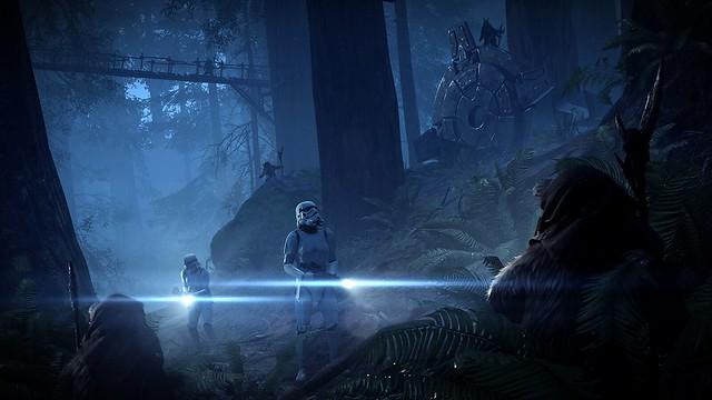 26552322297_706c6e5323_z Star Wars Battlefront II Night on Endor Update, Limited-Time Ewok Hunt Mode Games