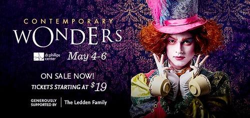 "Orlando Ballet to Present Three Premieres in ""Contemporary Wonders"""