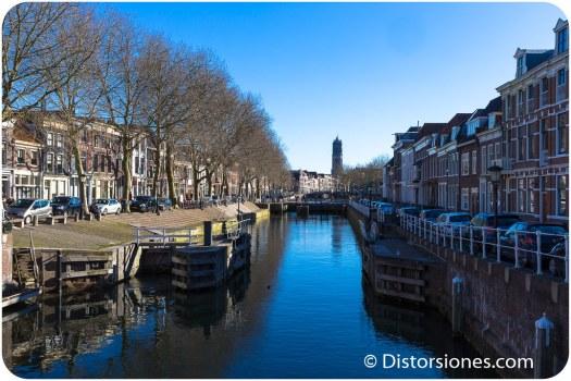 Weerdsluis y el río Vecht