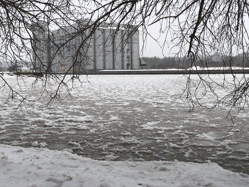 Owen Sound frozen sound