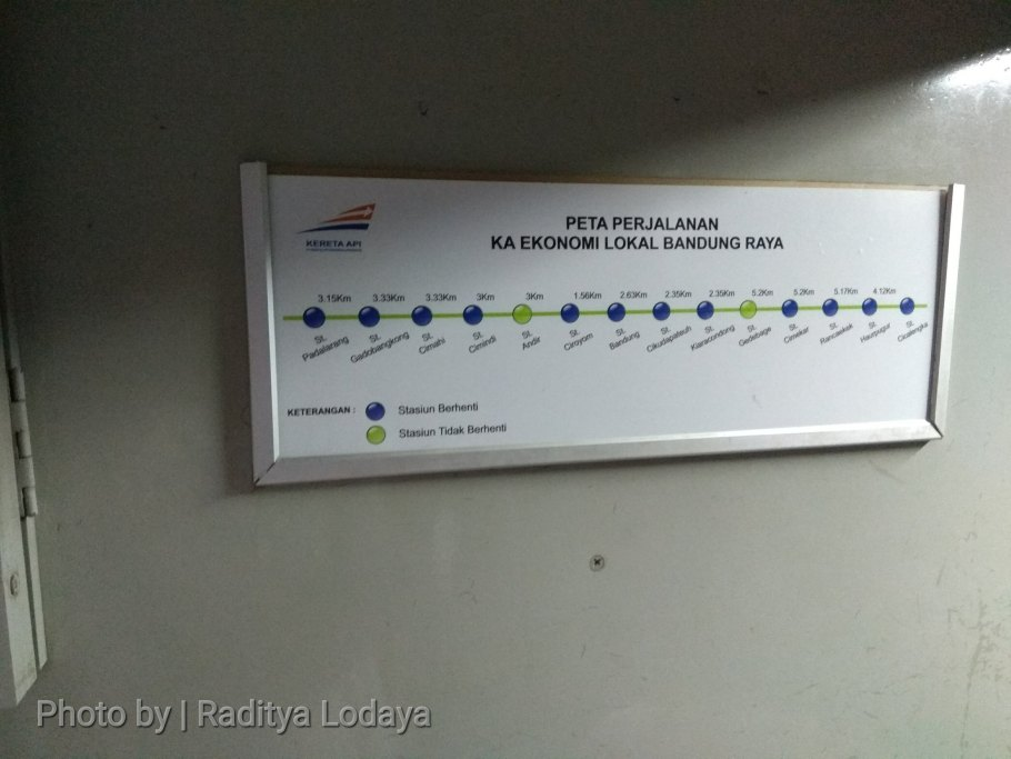 Jejak Tragedi Bintaro 1 di Kereta Api Lokal Bandung Raya (7/7)