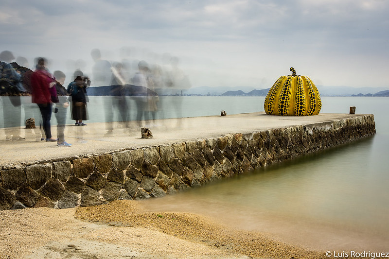 Arte en la isla de Naoshima