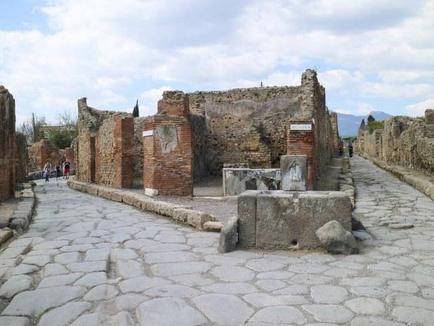 Excursión a Pompeya