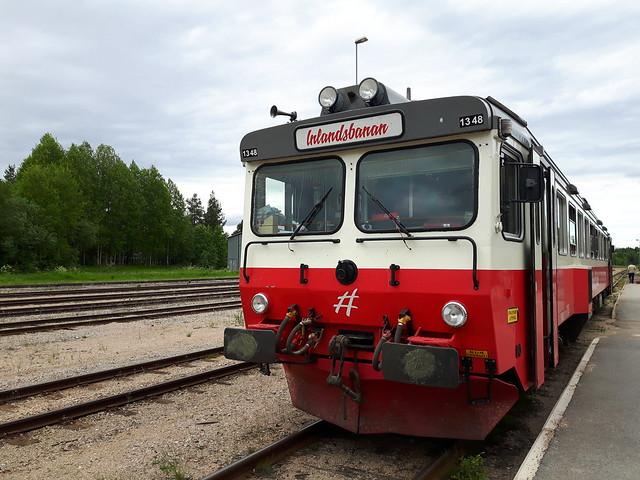Inlandsbanan Mora-Östersund (5)