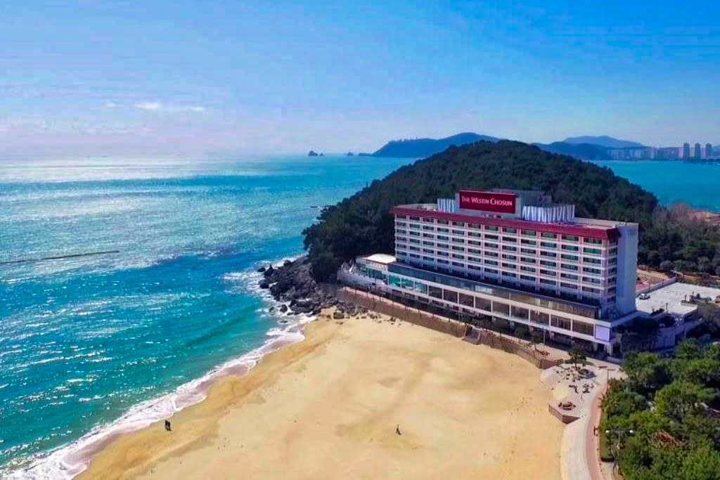 The Westin Chosun Busan 1