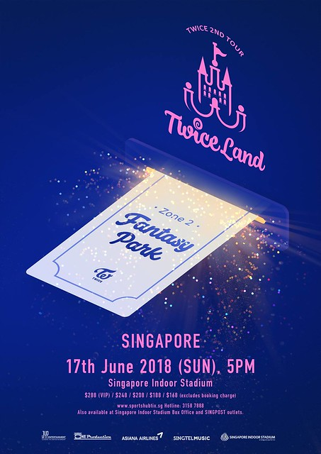 TWICELAND ZONE 2: Fantasy Park in Singapore