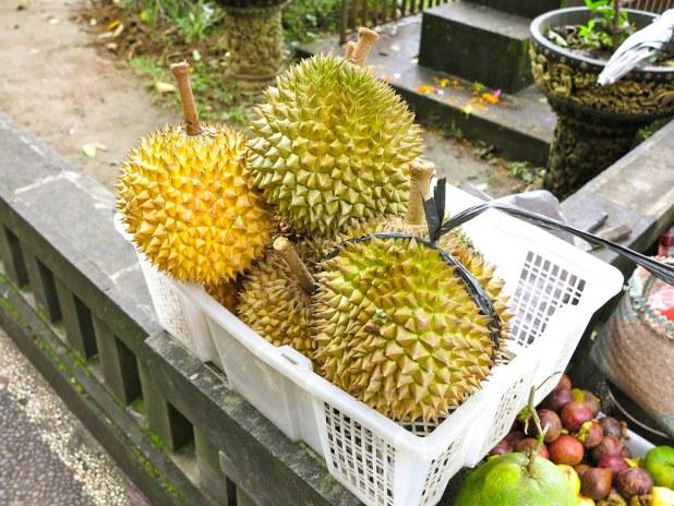 Durian en Indonesia