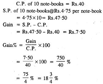selina-concise-mathematics-class-8-icse-solutions-profit-loss-and-discount-A-1