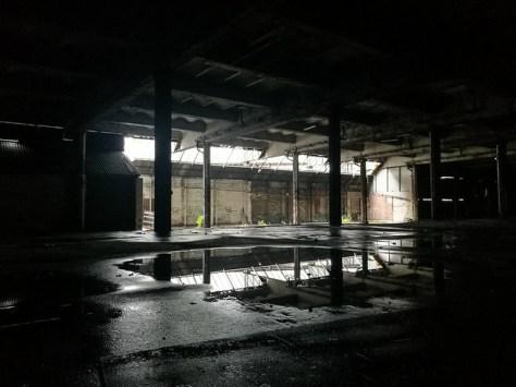 Mayfield Station