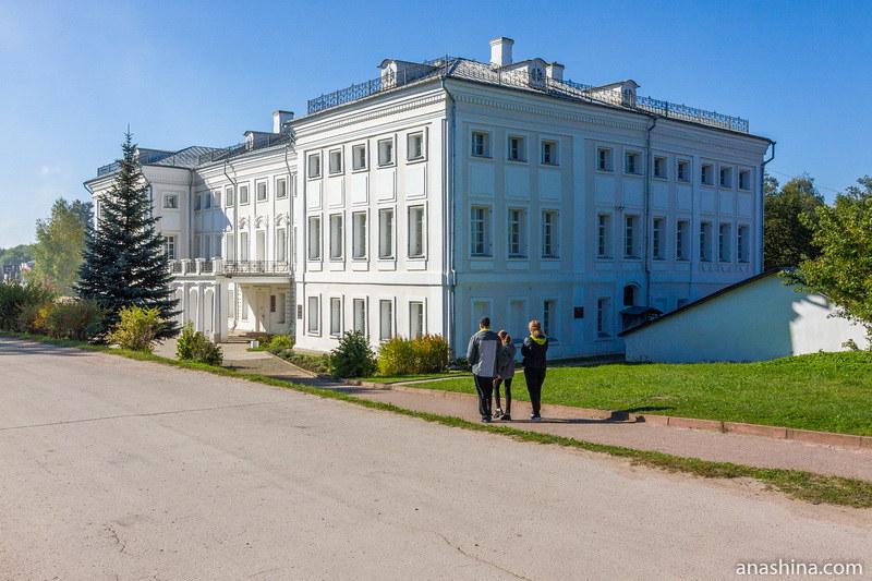 Усадьба Гончаровых, Полотняный Завод
