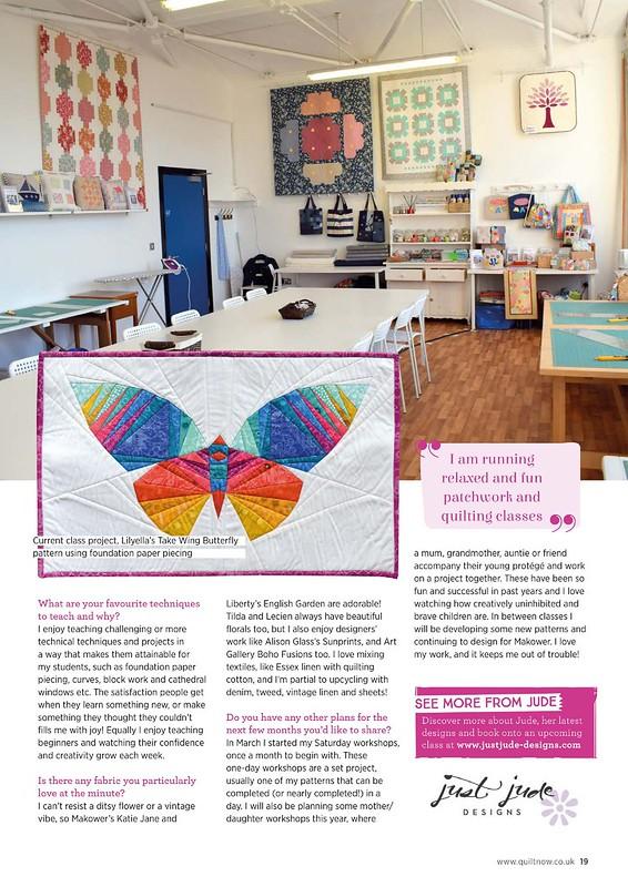 Quilt Now Designer Spotlight