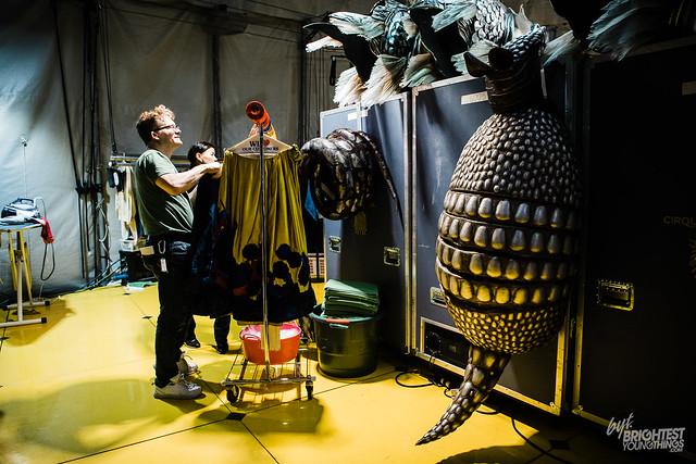 Cirque Du Soleil Luzia BTS-4252