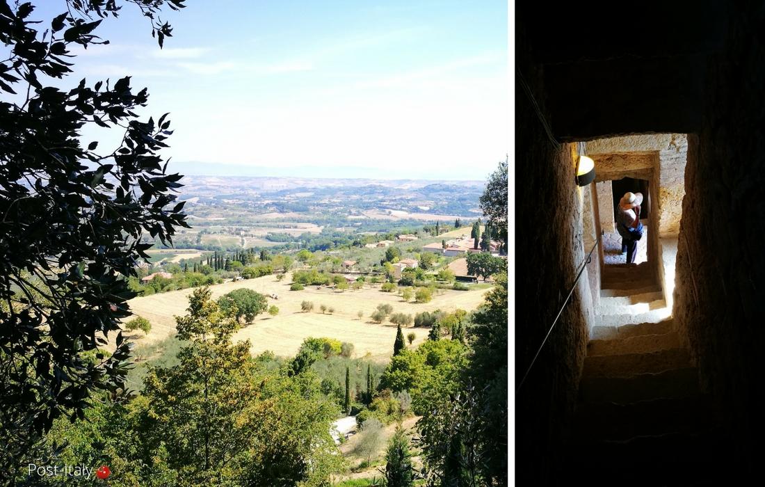 Sarteano, Toscana
