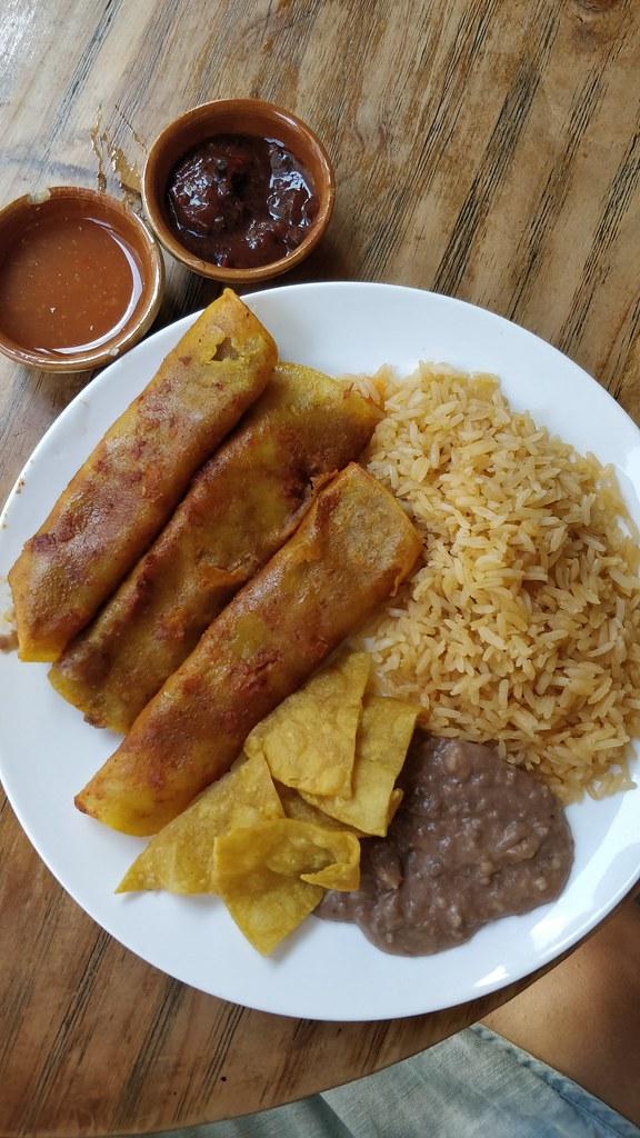Enchiladas Verde Mar Mexican Restaurant Wanchai Hong Kong