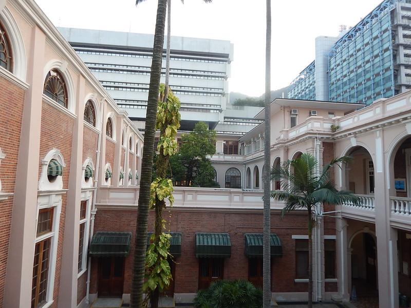 Exploring Hong Kong: HKU