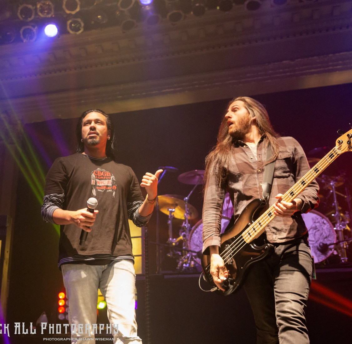 Pop Evil - Columbus, OH - Newport Music Hall 4-7-18