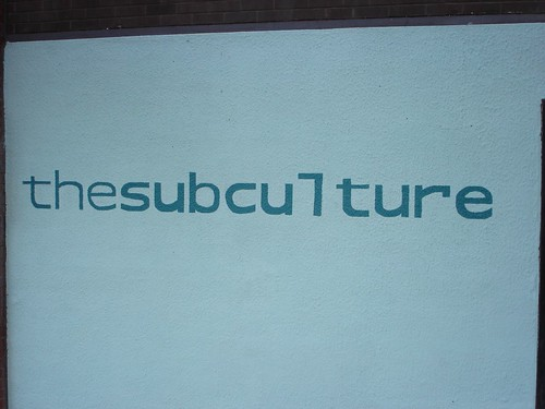 the subculture