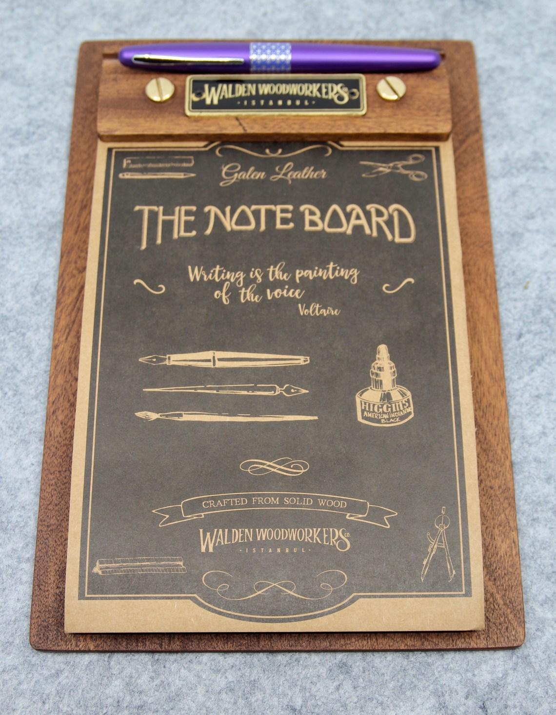Galen Note Board