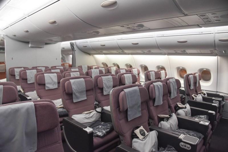 qantas a380 premium economy