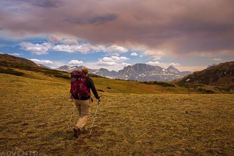 Tundra Hiking