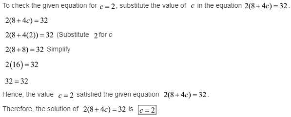 Premise Indicator Words: Algebra 1 Common Core Answers Chapter 2 Solving Equations