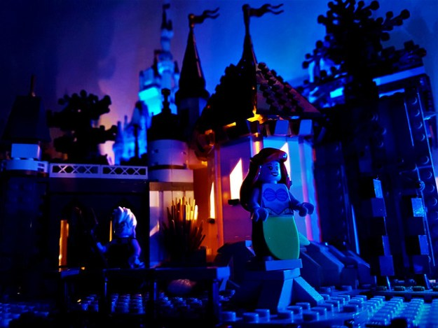 New Fantasyland, Journey of the Little Mermaid Attraction