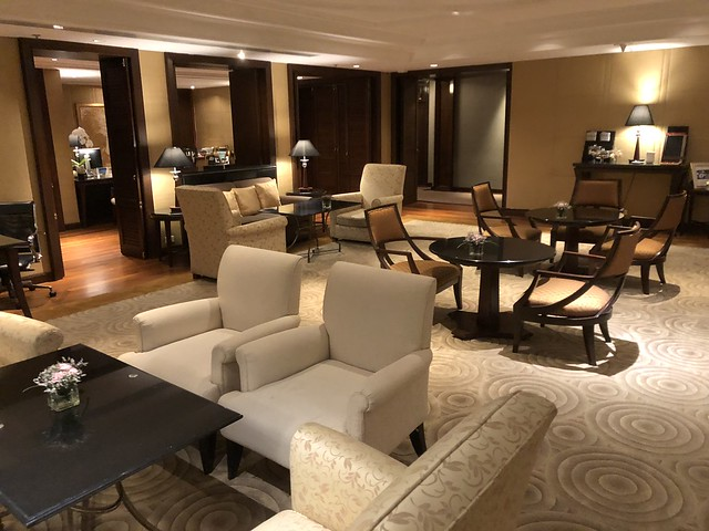 Club lounge - Athenee Bangkok