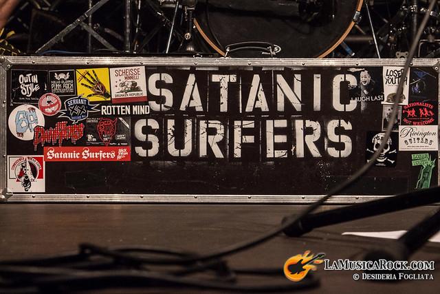 Satanic Surfers @ Circolo Magnolia Milano - 29/03/2018