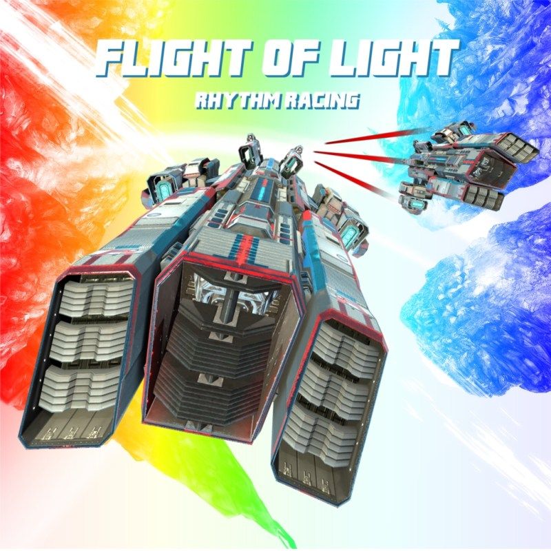 Flight of Light