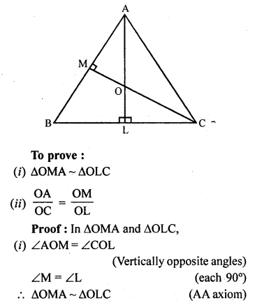 Class 10 RD Sharma Pdf Chapter 4 Triangles