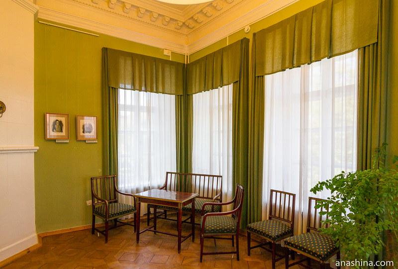 Комната при кабинете, Полотняный Завод