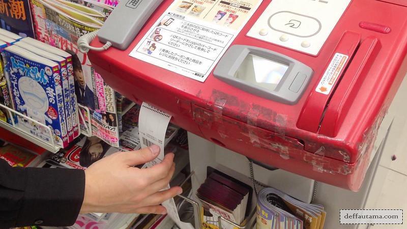 Doraemon Museum - Resi Pembayaran
