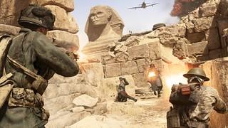 COD WWII War Machine_Egypt