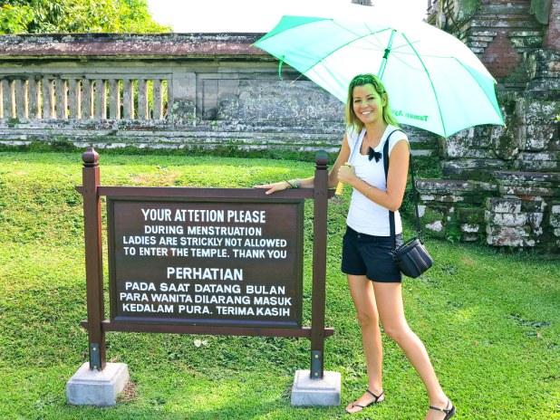 Visita a Taman Ayun