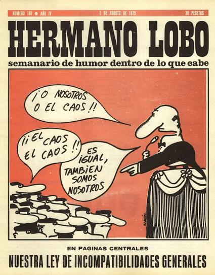 18e27 Ramón Hermano Lobo O nosotros o el caso 2 agosto 1975 bis Uti 425